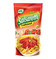 Molho de Tomate Salsaretti Tradicional Sachê