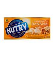 Barra Cereal Nutry Banana 75g (3 unidades)