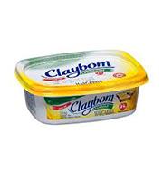 Margarina Claybom Cremosa C/sal 250g Pote