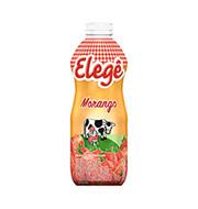 Iogurte Elege 900g Morango Garrafa