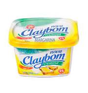 Margarina Claybom 70% S/sal 500g Pote