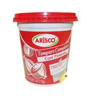 Tempero Arisco Completo C Pimenta 1kg