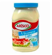 Maionese Arisco Light 500g