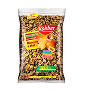 Granola Kobber 1kg Banana E Mel Pacote