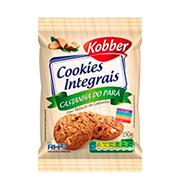 Cookie Integral Kobber 150g Castanha Do ParÁ