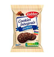 Cookie Integral Kobber 150g Brownie/nozes Pac