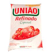 Açúcar União Refinado Pacote 5 Kg
