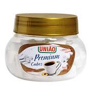 Açúcar União Premium Cubos Pote 250g