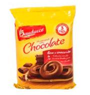 Biscoito Amanteigado Bauducco de Chocolate