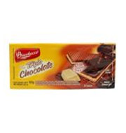 Biscoito Wafer Bauducco 165g Triplo Chocolate