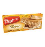 Biscoito Wafer Nozes Bauducco 165 g