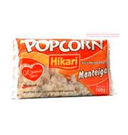 Pipoca Para Microondas Manteiga Hikari 100g P