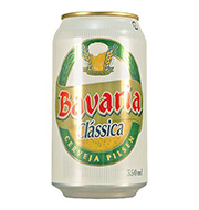 Cerveja Bavaria Clássica Pilsen Lata 350ml