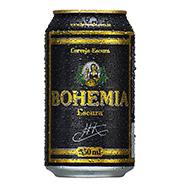 Cerveja Bohemia Escura Schwarzbier Lata 350ml