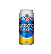 Cerveja Antartica Sub-zero Lata 473ml