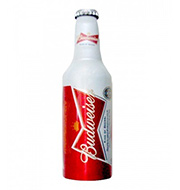 Cerveja Budweiser Garrafa de Aluminio 473ml