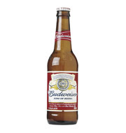 Cerveja Budweiser Long Neck 343ml