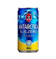 Cerveja Antartica Sub-zero Lata 269ml