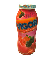 Iogurte com Polpa de Frutas Vermelhas Vigor 2