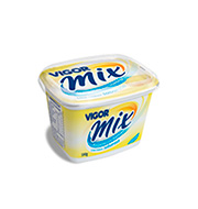 Margarina Vigor Mix 500g S/sal Pote