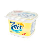 Margarina Vigor Mix C/sal 500g Pote