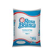 Farinha De Trigo Rosa Branca 1 Kg