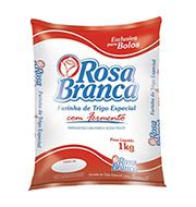 Farinha Trigo Rosa Branca 1kg Fermento