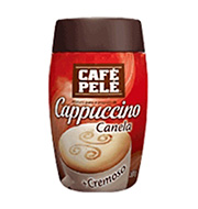 Cappuccino Cafe Pele 200gr Canela Pote