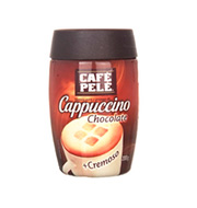 Cappuccino Cafe Pele Chocolate 200g