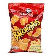 Baconzitos Elma Chips 110g