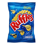 Ruffles Elma Chips Original 100g