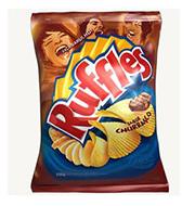 Ruffles Churrasco Elma Chips 100 g