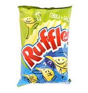 Ruffles Cebola e Salsa Elma Chips 100 g