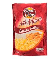 Batata Palha Na Mesa Tradicional Elma Chips