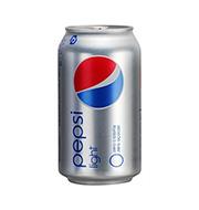 Refrigerante Pepsi Cola 350ml Light Lata