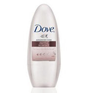 Desodorante Roll-on Dove Women Dermo Aclarant