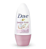 Desodorante Roll-on Dove Beauty Finish 50ml