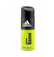 Desodorante Adidas Aerosol 150ml Masc Purigam