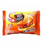 Hot Pocket Sadia X-bacon 145g