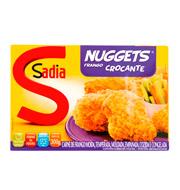 Nuggets Sadia Crocante