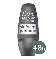 Desodorante Dove Men Roll-on 50ml S/perfum