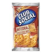 Biscoito Club Social Integral 156g