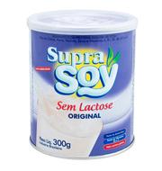 Leite em Pó Supra Soy Sem Lactose 300g