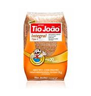 Arroz Tio João Integral Tipo 1 Pacote 500g
