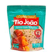 Arroz Tio João Com Brócolis Cozinha Fácil Pac