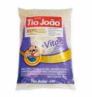 Arroz Tio João + Vita Tipo 1 Pacote 1Kg