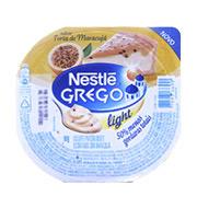 Iogurte Grego Nestlé 90g Light Maracujá