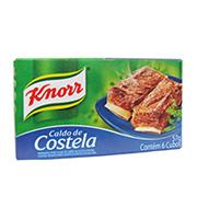 Caldo Knorr Costela C 06 Cubos 57g