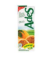 Bebida De Soja Ades Maracujá 1l