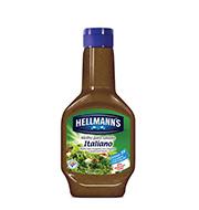 Molho Para Salada Hellmann´s Italiano 236ml